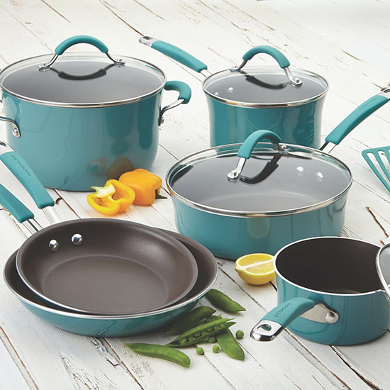 Deal of the Day: 67% Off Rachael Ray Cookware Sets