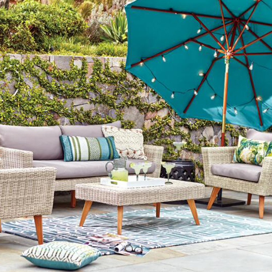 Lay Down A New Look For Less During World Marketu0027s Indoor/outdoor Rug Sale.  Youu0027ll Be Able To Complete Your Patio Setup With A Rug That Matches Your  Style ...