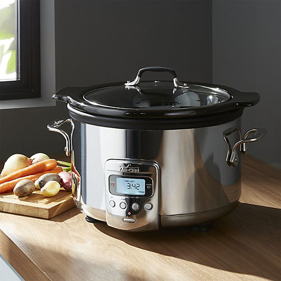 Deal of the Day: $50 Off All-Clad Slow Cookers at Crate and Barrel