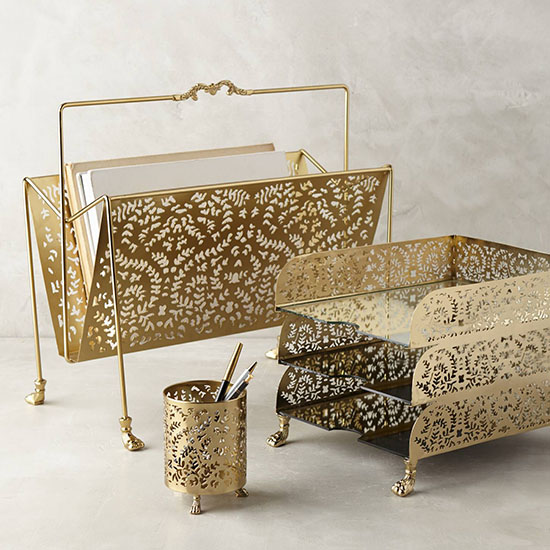 Deal of the Day: Up to 41% Off Desk Accessories at Anthropologie