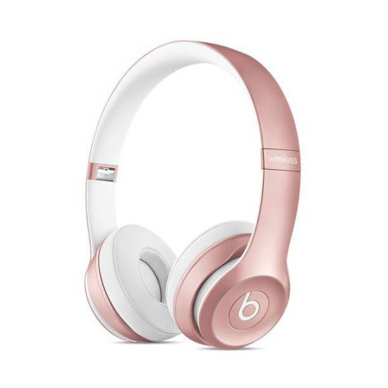 Deal of the Day: $84 Off Beats by Dr Dre Wireless Rose Gold Headphones