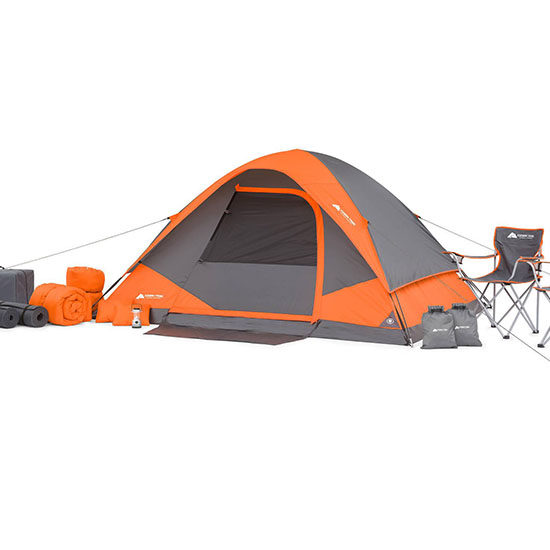 Deal of the Day: $50 Off Ozark Trail Camping Set