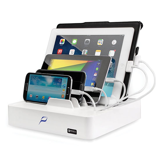 Deal of the Day: 41% Off This Multi-Device Charging Station