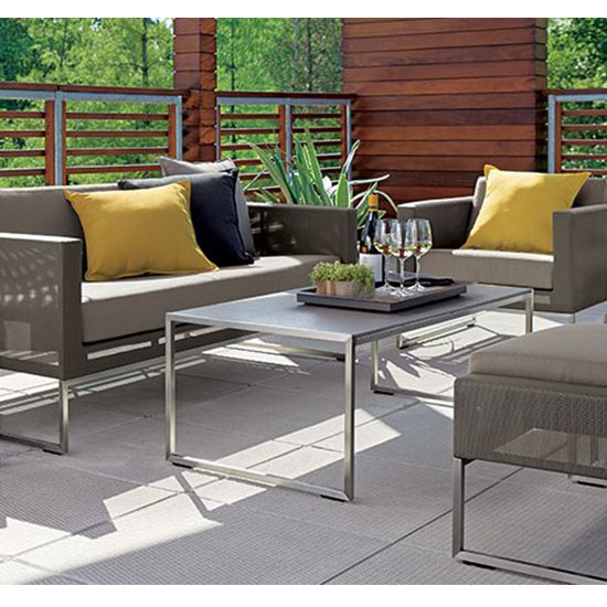 Deal of the Day: Up to 50% Off at Crate & Barrel's Outdoor Furniture Sale