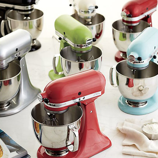 Deal of the Day: $80 Off KitchenAid Mixers at Crate & Barrel + Free Shipping