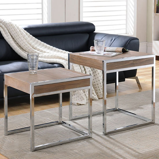 Deal of the Day: 60% Off Khome Nesting End Tables