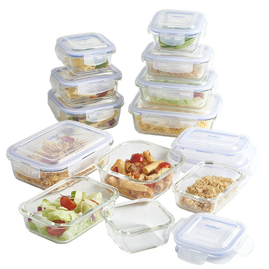 Deal of the Day: 36% Off This VonShef Storage Set