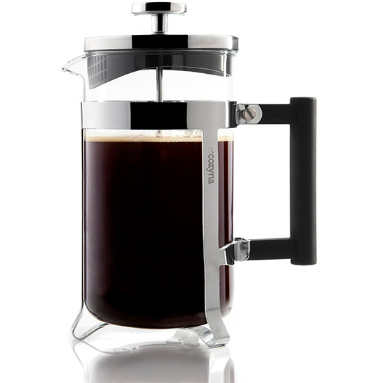 Deal of the Day: 68% Off Cozyna French Press Coffee Maker