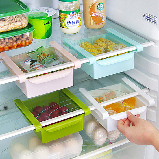 Deal of the Day: 56% Off Refrigerator Storage Box Organizer