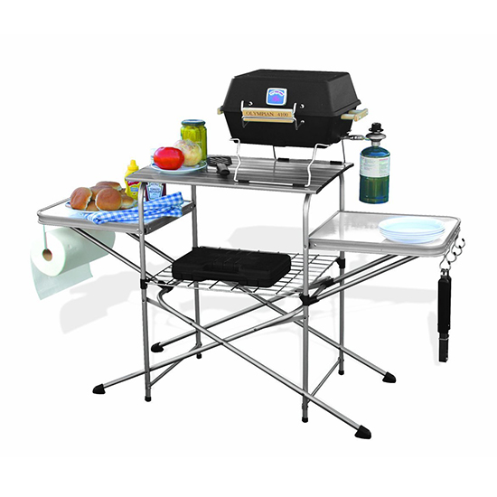 Deal: Amazon Deal of the Day Camco Deluxe Grilling Table