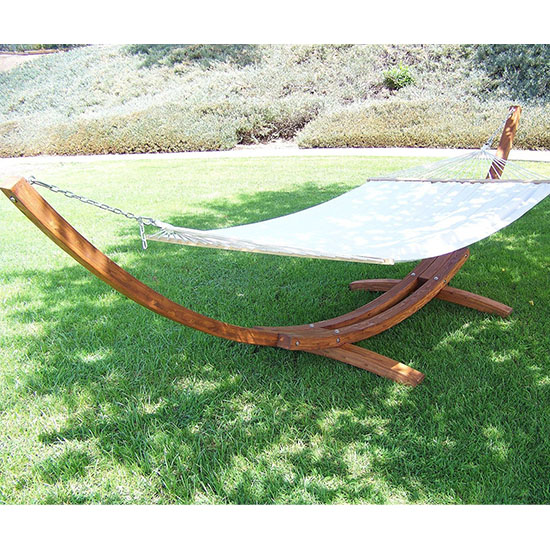 Deal of the Day: $400 Off This Breezy Hammock