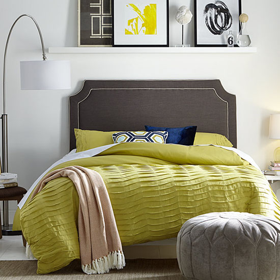 Deal of the Day: $236 Off Macy's Sophisticated Corinth Headboard