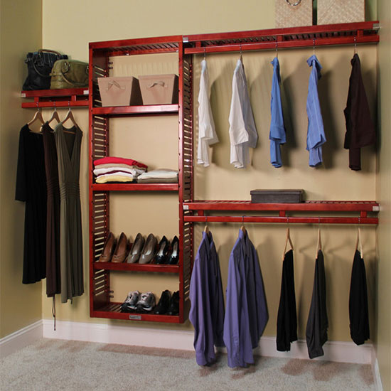 Deal: Deal of the Day Closet System