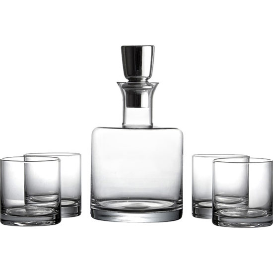 Deal of the Day: 64% Off Glass & Decanter Set