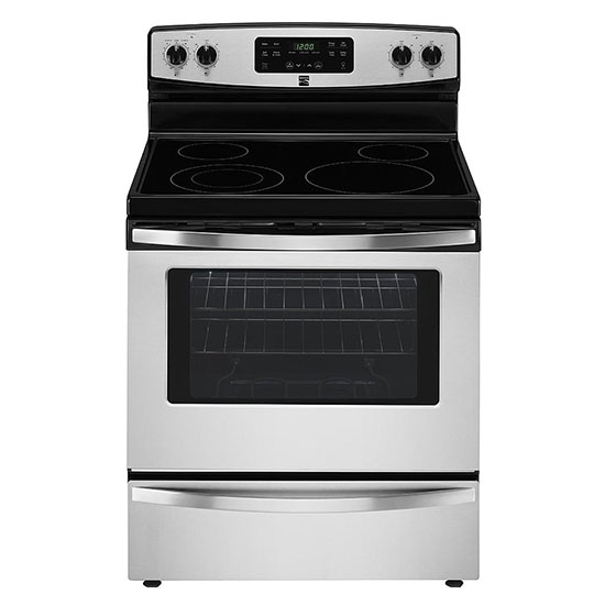 Deal: Deal of the Day Kenmore Electric Range