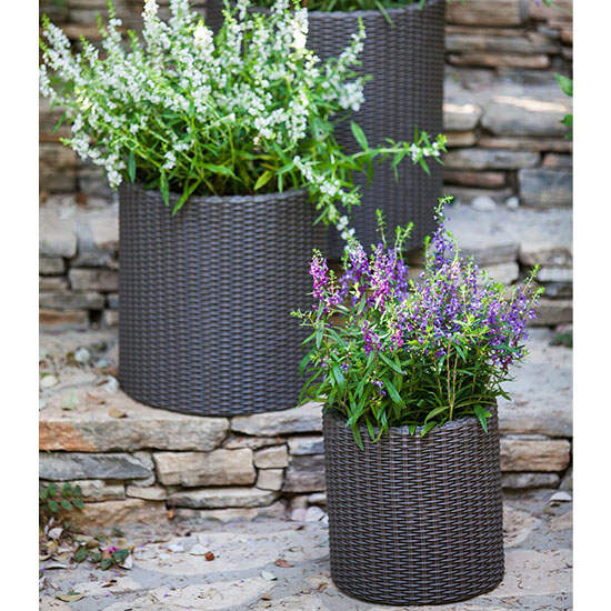 Deal of the Day: 40% Off Keter's Decorative Planters