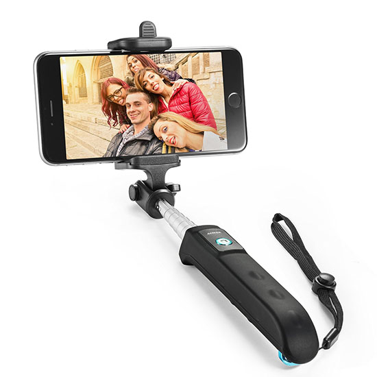 Deal of the Day: 76% Off Anker Selfie Stick