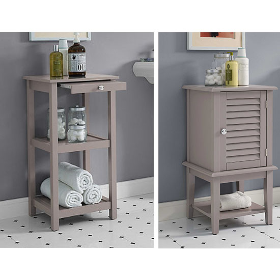 Deal of the Day: Up to 40% Off Bathroom Shutter Cabinets