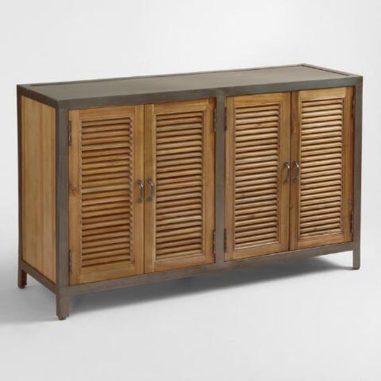 Deal of the Day: $100 Off Gorgeous Sideboard from World Market