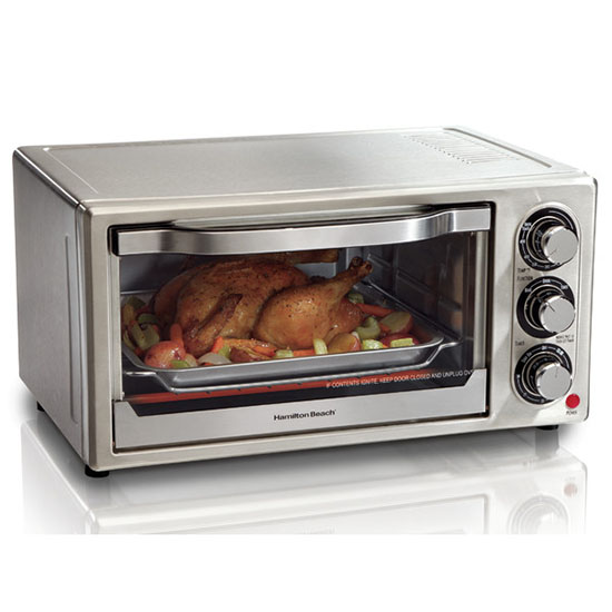 Deal of the Day: 45% Off Hamilton Beach Toaster Oven