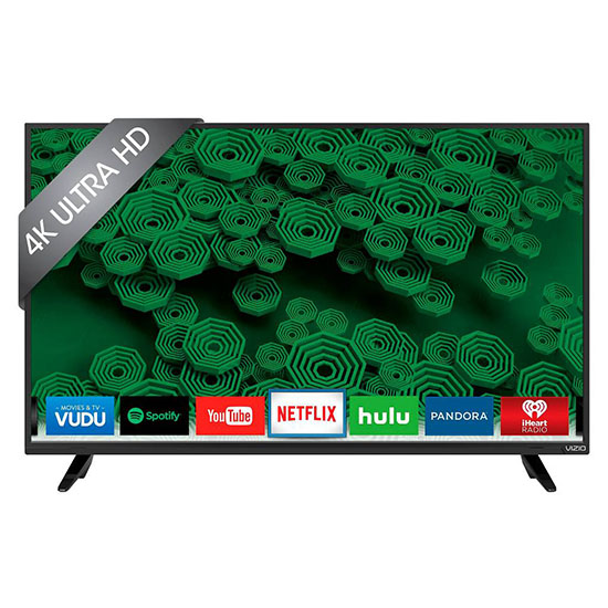Deal of the Day: $180 Off This Brilliant Vizio 4K HDTV