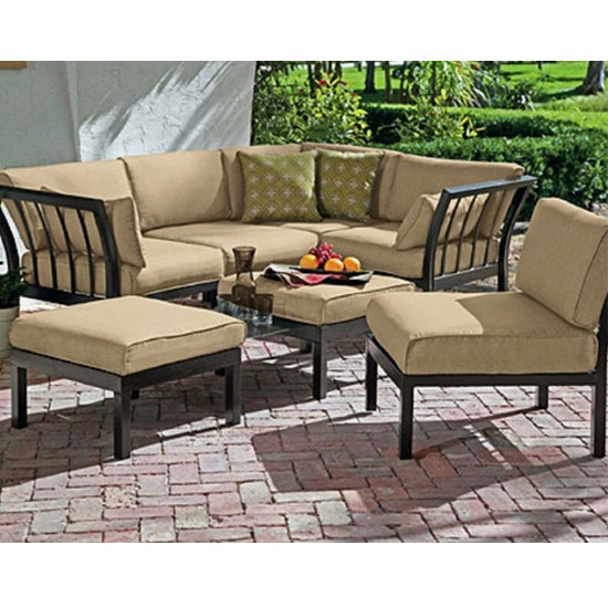 Deal of the Day: $200 Off This Ragan Meadow 7-Piece Outdoor Sectional