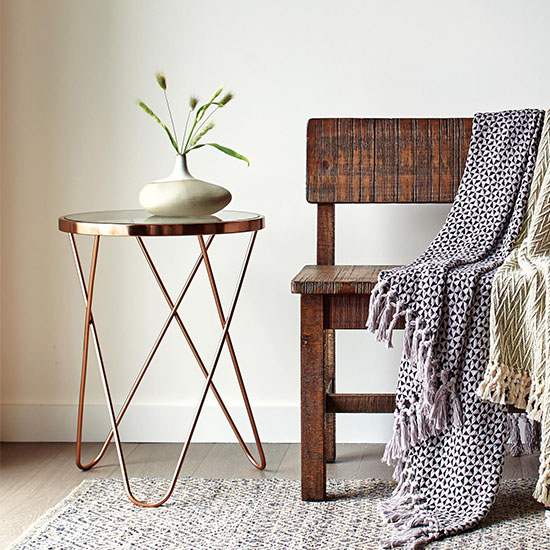 Deal of the Day: Up to 67% Off Accent Tables at World Market