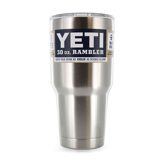 Deal of the Day: 31% Off Yeti Tumbler