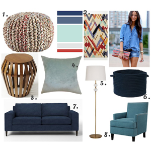 Runway to Color Palette: Denim