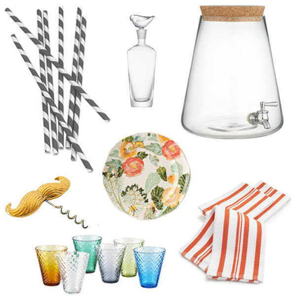 Spring Decorating: Michael's Picks for Chic Entertaining Essentials