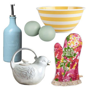 Spring Decorating: Nicole's Picks for a Cheery Kitchen