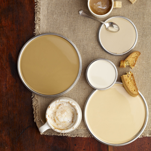 Decorating with Coffee-Inspired Neutrals