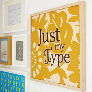 Typography Decor Finds We Love