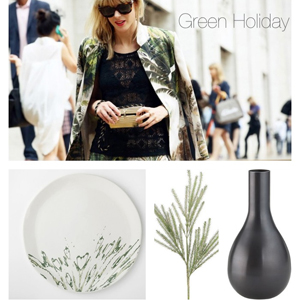 A Green Holiday