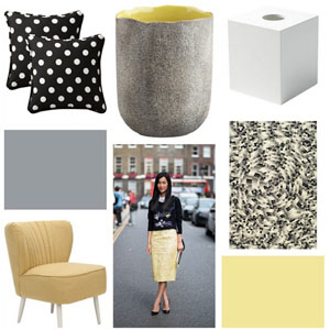 Runway to Color Palette: Mellow Yellow