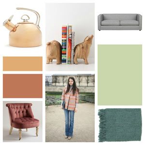 Runway to Color Palette: Punches of Color