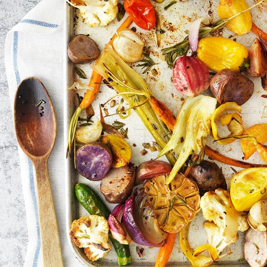 9 reasons roasting vegetables will make your life easier Bhg recipes may 2016