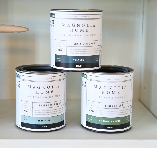 The New Magnolia Home Paint Line You Have To Try