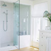 Light and Bright Walk-In Shower