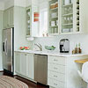 Remodeled Galley Kitchen