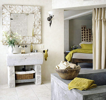 Bathroom Stone and Tile Ideas