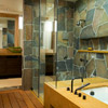 Slate Bathroom Shower