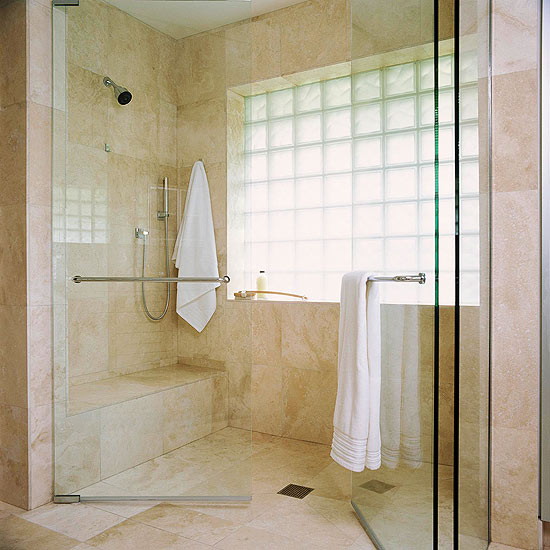 Bathroom Tour: Light & Contemporary