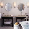 Symmetrical Bathroom Vanities