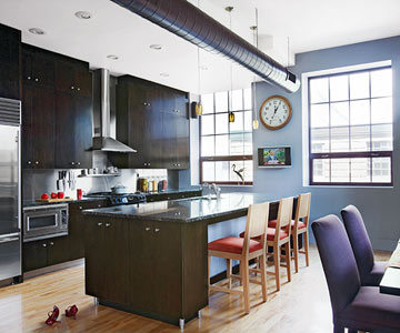 Great Open-Layout Kitchens