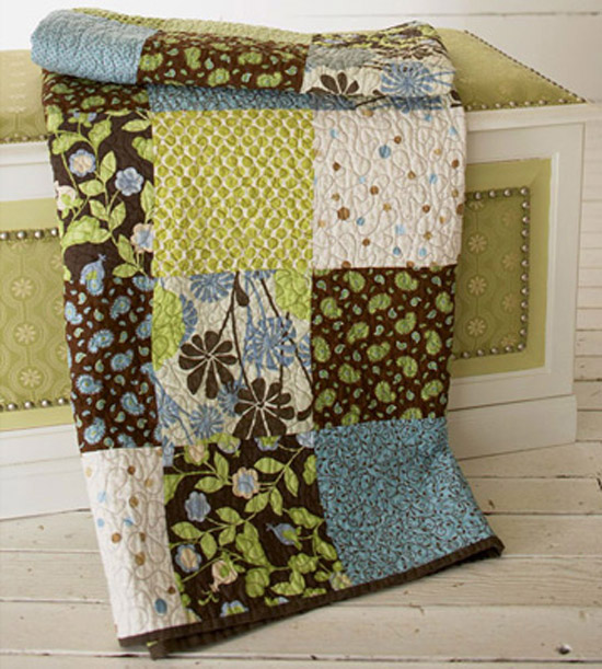 Easy Quilting Project