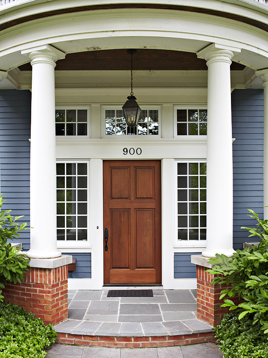 Entry Window Design Ideas