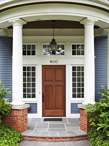 Eye-Catching Entry Windows