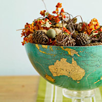 Tabletop Decoration Ideas for Fall