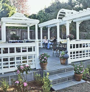 decks, patio, patios, outdoor, landscaping ideas, outdoor pavilion